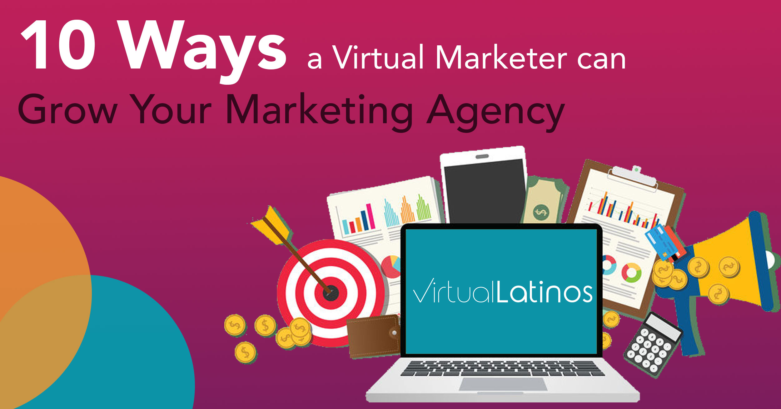 10 Ways a virtual marketer can help grow your marketing agency