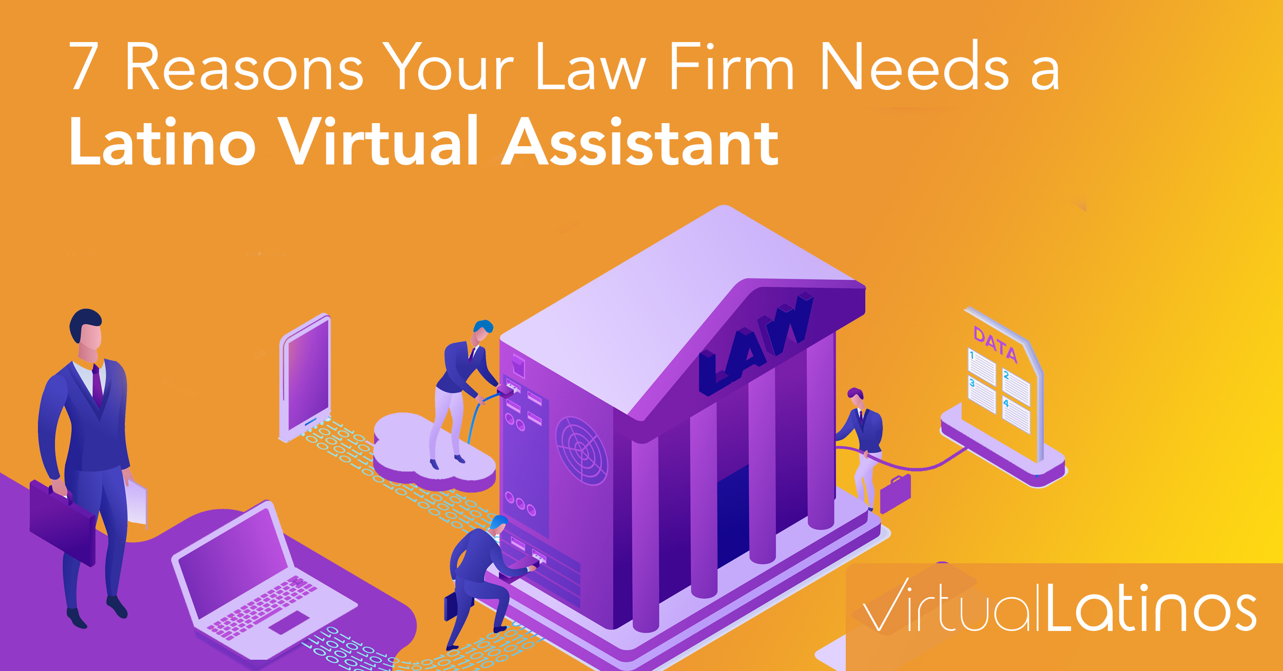 A virtual assistant for your law firm